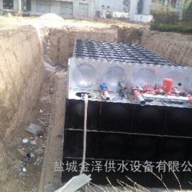 江苏地埋式箱泵一体化设备