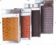直排水湿膜加湿器的材料