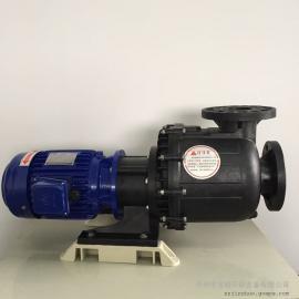 污水自吸泵 PP塑料自吸污水泵 耐酸碱 耐腐蚀自吸泵镀宝牌