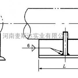 HT-1焊接型滑动管托(DN200、250、300)