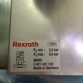 0821401133力士乐REXROTH气动元件原装正品