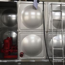 消防箱泵一体化增压给水设备WHDXBF-18-18/3.6-30-I