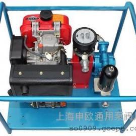 DKYB25-7-30柴油机动力自吸滑板泵滑片泵