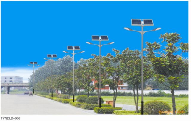 供应陕西榆林太阳能路灯厂家