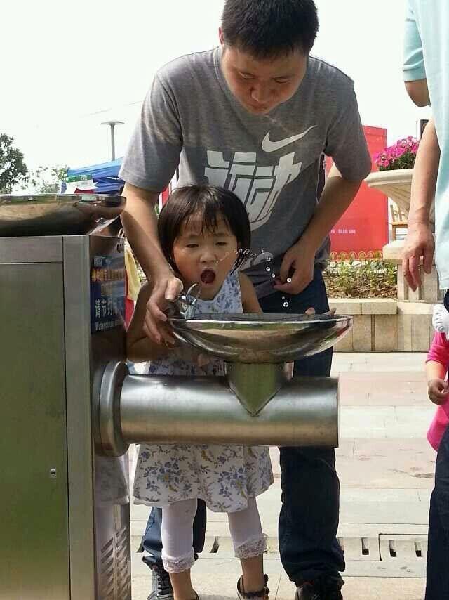 景区公共饮水台