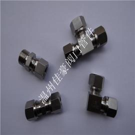 GB/T3740,GB/T3745不锈钢液压级卡套式管接头