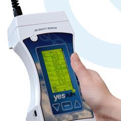 YES AIR 8通道气体检测仪,多气体检测仪