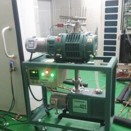 快速抽真空系统罗茨泵组