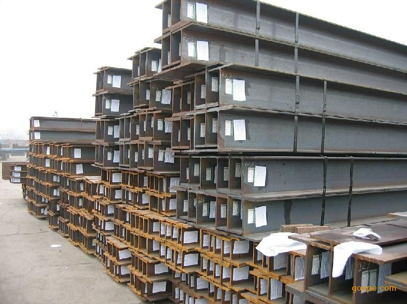 h型钢主要用于工业与民用结构中的梁
