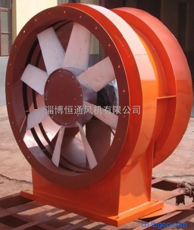 DK45矿用风机