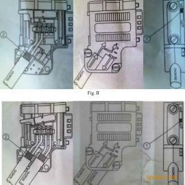 德国原装进口西门子RS485总线连接器