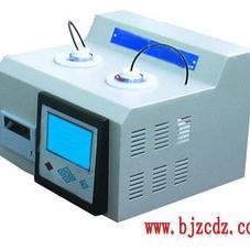 双温电阻率测定仪 双控温电阻率测定仪