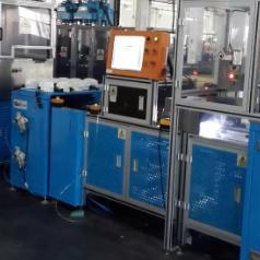 转子伺服压装机,定子压装机,小型精密压装机,