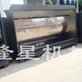 单帘式喷漆台 水洗式喷漆柜