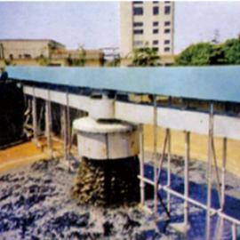 周边传动刮吸泥机生产制造商 污泥处理设备