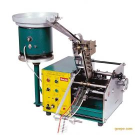 全自动散装带装电阻成型机/二极管整型机 DJ-306E/F