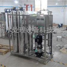 洁涵水处理设备 ― 500L/H自动反渗透纯水设备