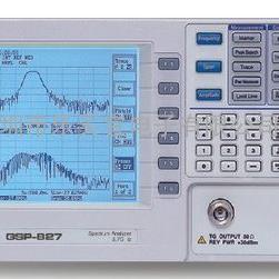 台湾固纬GSP-827频谱分析义