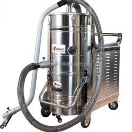 机械配套用大吸力工业吸尘器 厂房用长时间工作大功率吸尘器拓威�