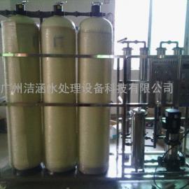 洁涵水处理―衡阳工业用1T/H反渗透纯水系统