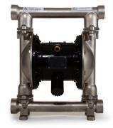 QBY3-10气动隔膜泵,不锈钢气动泵,压滤机配套隔膜泵
