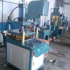 东合牌DH05B-10吨油压烫金机、商标烫金机