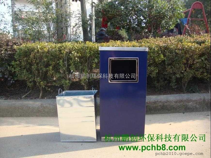使用过不锈钢垃圾桶sn-025的客户:杭州市驾驶员