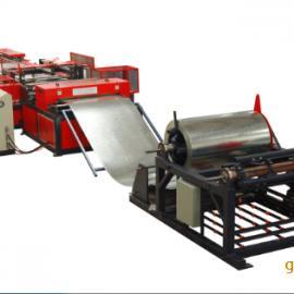 风管生产线供应矩形风管生产线厂家直销 风管生产线5线