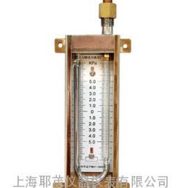 上海U型压力计真空计,0-10KpaU型真空压力计