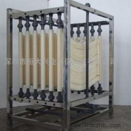 中空纤维膜MBR膜反应器美能MBR膜组件SMM-1520进口膜