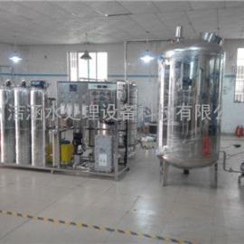 洁涵水处理―〔客户定制〕医药用250L/HEDI纯化水系统