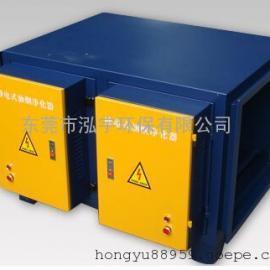 东莞市厂家提供高效率厨房 工业油烟净化器 油雾净化设备