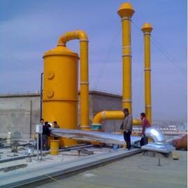玻废气吸收设备/尾气净化设备/生物除臭设备