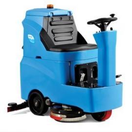 容恩驾驶式洗地机 商场保洁坐驾式洗地机R-QQ