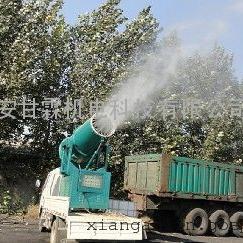 西安喷水雾降尘设备