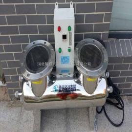 辽宁沈阳深井水消毒专用管道式紫外线消毒器