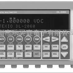 日本德士DL-2060/2060G台式万用表