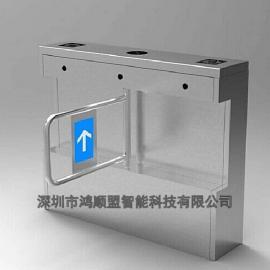 智能摆闸 标准不锈钢通道闸 刷卡验票闸机