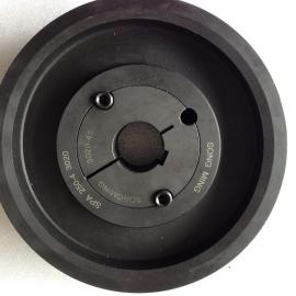 SPA250-4-3020锁紧公制锥套皮带轮-上海松铭