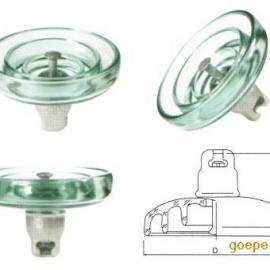 U100BP/146H钢化玻璃悬式绝缘子