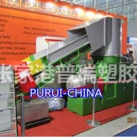 安徽再生塑料造粒机器普瑞20年专业金牌厂家