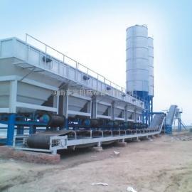 供应稳定土拌合站 WBZ300T 河南厂家