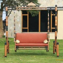 编藤秋千椅|实木秋千椅|铸铝秋千椅tony户外休闲家具