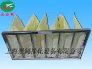 玻纤袋式过滤网|铝框F8袋式过滤网|初中效袋式过滤器
