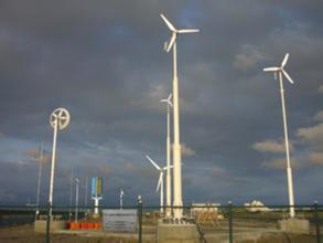 陆地风能评估监测系统