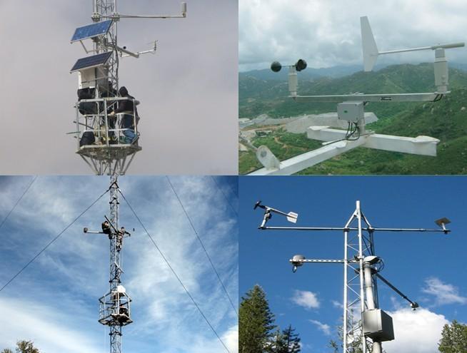陆地风能资源评估系统