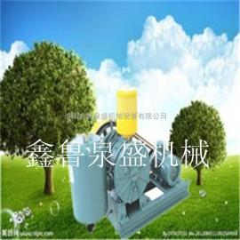 供应山东章瑞牌污水曝气设备回转式风机