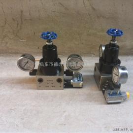 供应SYP二位四通液压换向阀、液压换向阀、干油换向阀