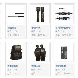 羿赛有多款防护装备供选择,如手电,盾牌,橡胶辊等