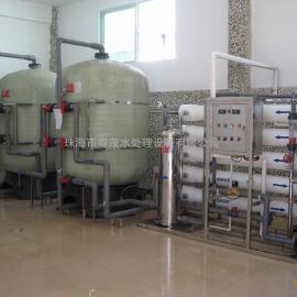 中山反渗透设备―饮料加工用纯净水设备